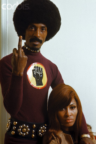 Ike Tina Turner Finger Poppin Its All Over